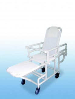 Reclining Shower Transporter - Bathroom Safety/Shower Chairs & Seats