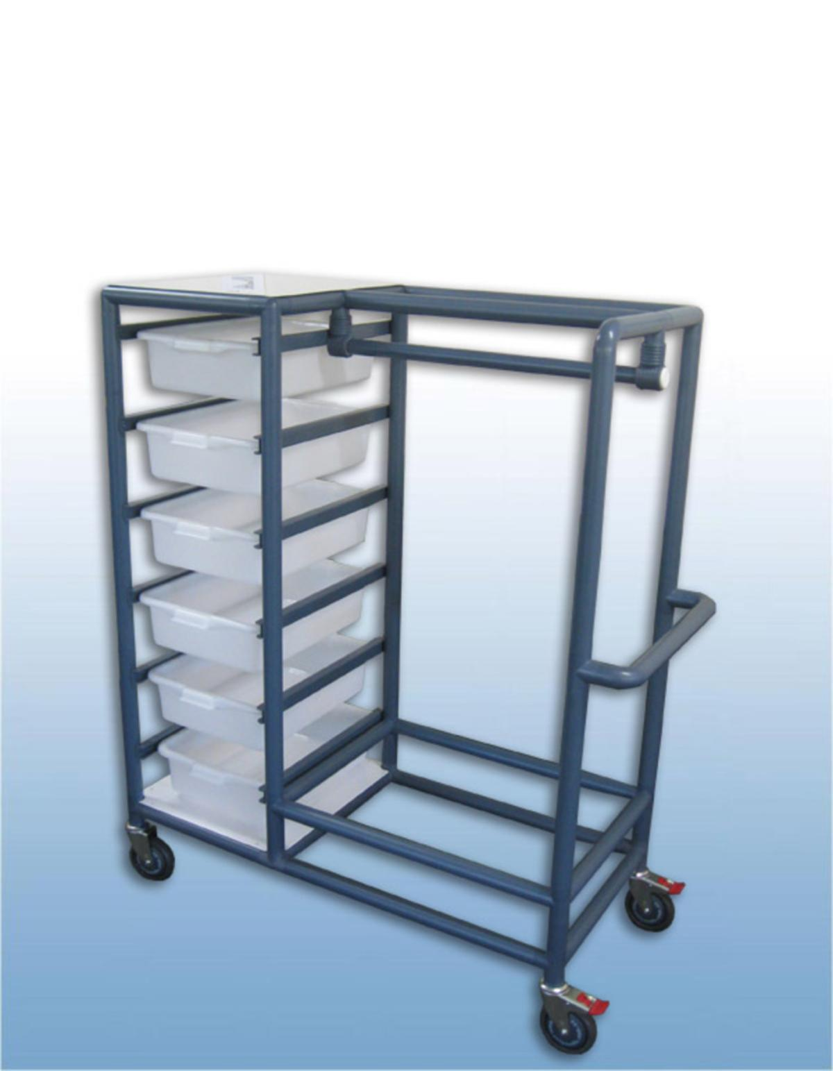 Strong Static Laundry Hanger Valet Trolley Only From | Laundry ...