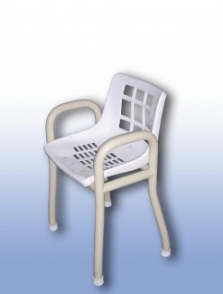Static shower stool - Bathroom Safety/Shower Chairs & Seats