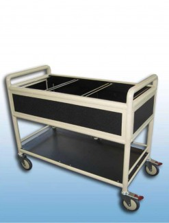 Suspension file trolley - Professional/Trolleys/File & Records Trolleys