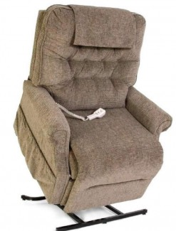 Pride Bariatric Lift Chair - Bariatric & Large/Bariatric Lift Chairs