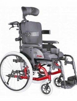 Pride C550 Recliner Wheelchair - Manual Wheelchairs/Reclining Back