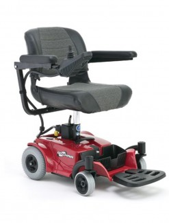 Pride Go Chair Mobility Aid - Power Wheelchairs/Portable