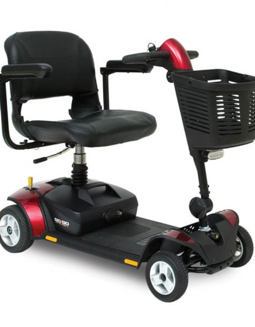 Pride GoGo Elite LX with CTS Suspension in Mobility Scooters/Portable & Travel