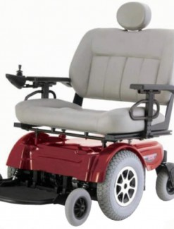 Pride Jazzy 1650 Powerchair - Bariatric & Large/Bariatric Power Wheelchairs