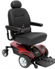 Pride Jazzy Select Elite Power Chair - Power Wheelchairs/Indoor Use