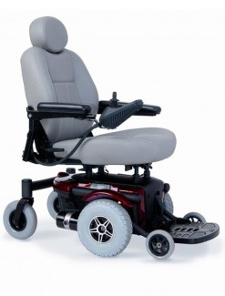 Pride Jet 3 Ultra Standard or Power Elevated Seat - Power Wheelchairs/Outdoor Use