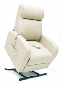 Pride Lift Chair - LC-101 Euro Leather - Lift Chairs/Medium Lift Chairs