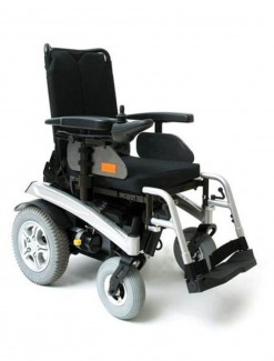 Pride R-40 Fusion Power Chair - Power Wheelchairs/Outdoor Use