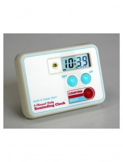 Reminding Clock - Medication Aids/Medication Reminders & Alarms