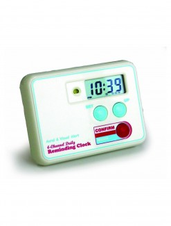 Reminding Clock (Once per day) - Medication Aids/Medication Reminders & Alarms