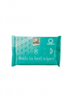 Bath in Bed Wipes - Daily Aids/Cloths & Wipes