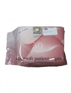 Moist Skin Cleansing Wipes - Daily Aids/Cloths & Wipes