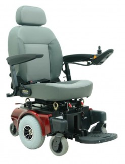 Shoprider Cougar 10 Power Chair - Power Wheelchairs/Outdoor Use