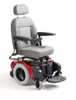 Shoprider Cougar 14 Power Chair - Power Wheelchairs/Outdoor Use