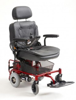 Shoprider Jiffy Power Chair - Power Wheelchairs/Indoor Use