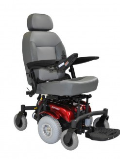 Shoprider Puma 10 Power Chair - Power Wheelchairs/Outdoor Use