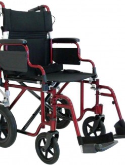 Shoprider Transit Wheelchair - Manual Wheelchairs/Standard Weight