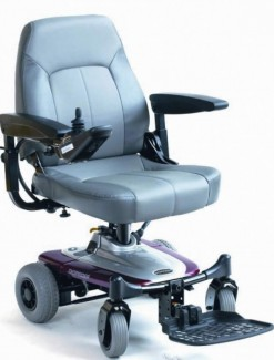 Shoprider Venice Powerchair - Power Wheelchairs/Portable