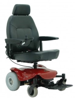 Streamer Shoprider Powerchair - Power Wheelchairs/Portable