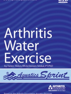 Arthritis Water Exercise - Education/Training DVDs