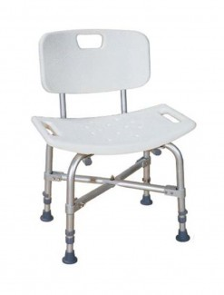 Shower Chair Bariatric - Bathroom Safety/Shower Chairs & Seats