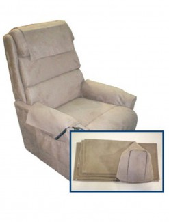 Topform Ashley Arm and Head Rest Cover Set - Lift Chairs/Topform Lift Chairs
