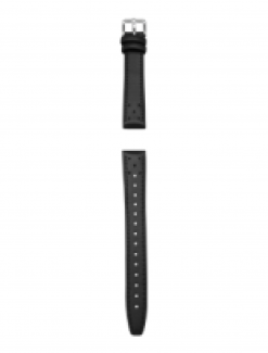 Watch band for VibraLITE Mini Black Leather Band TTW-VM-LBK - Medication Aids/Medication Aids Accessories